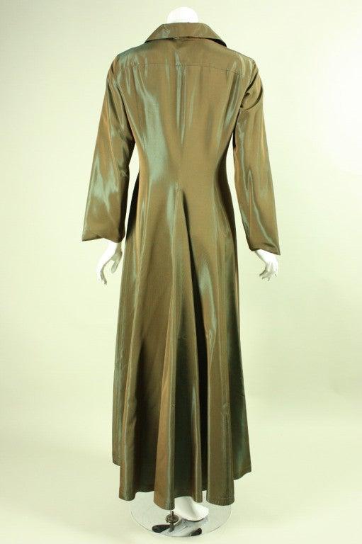 1990's Kenzo Sharkskin Dress 4