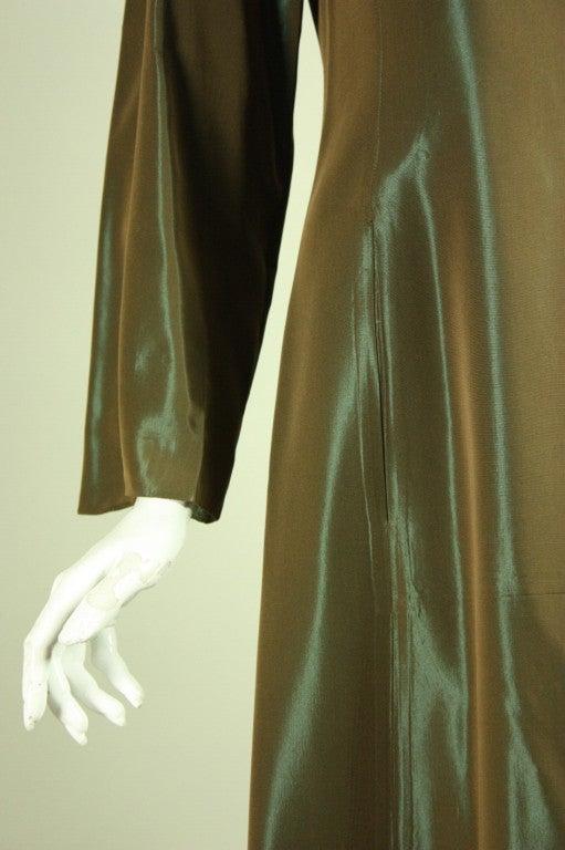 1990's Kenzo Sharkskin Dress 6