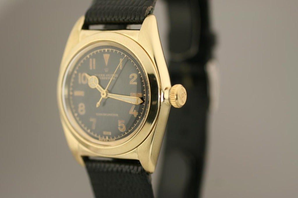 Men's ROLEX Gold Filled Oyster Perpetual
