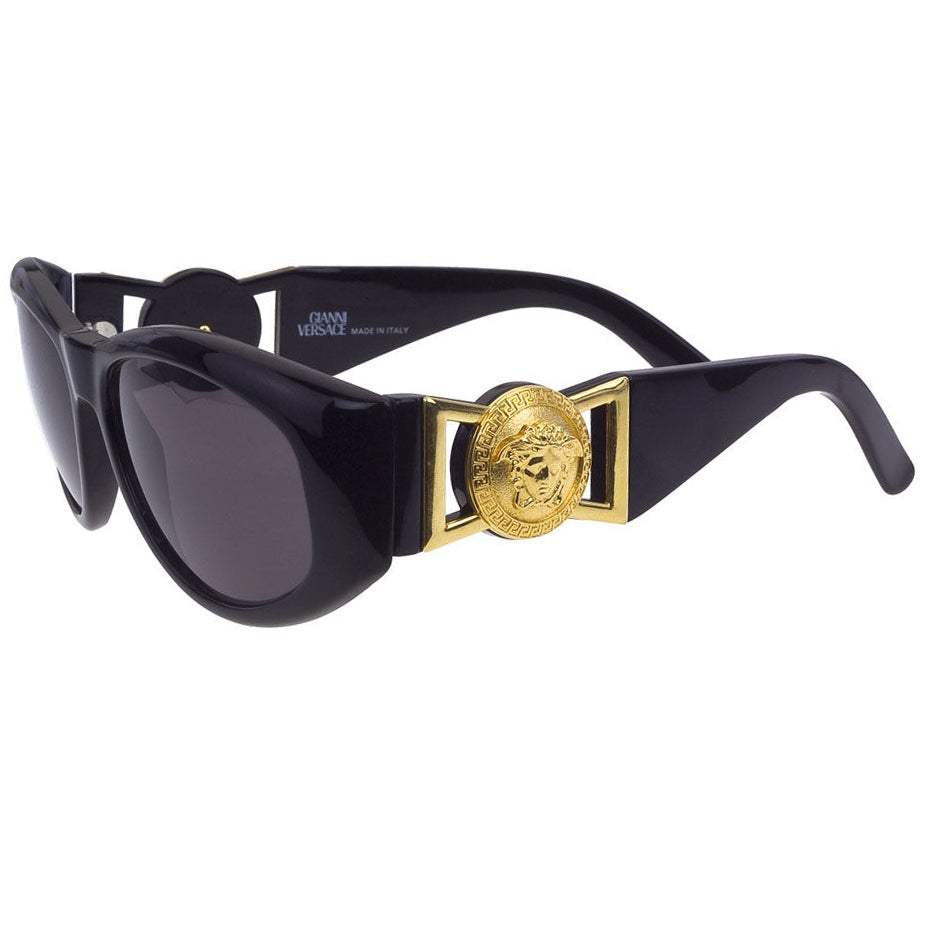 c6959850b8 Gianni Versace Mod 424 Sunglasses at 1stdibs