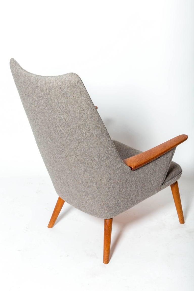 """AP-27"" Lounge Chair, by Hans J. Wegner For Sale 3"