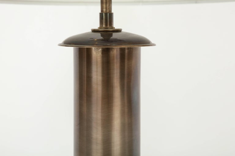 Column Table Lamp For Sale 3
