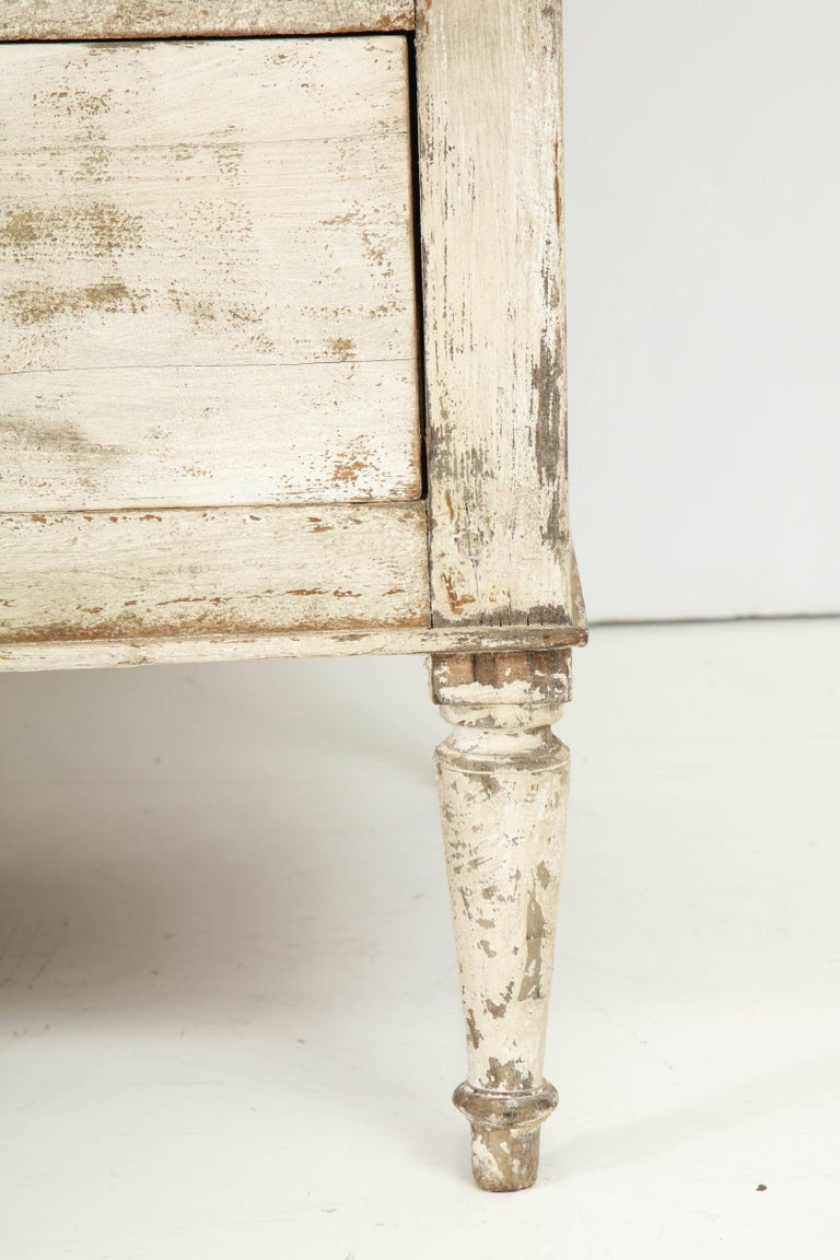 19th Century French Painted Chest In Good Condition For Sale In New York, NY