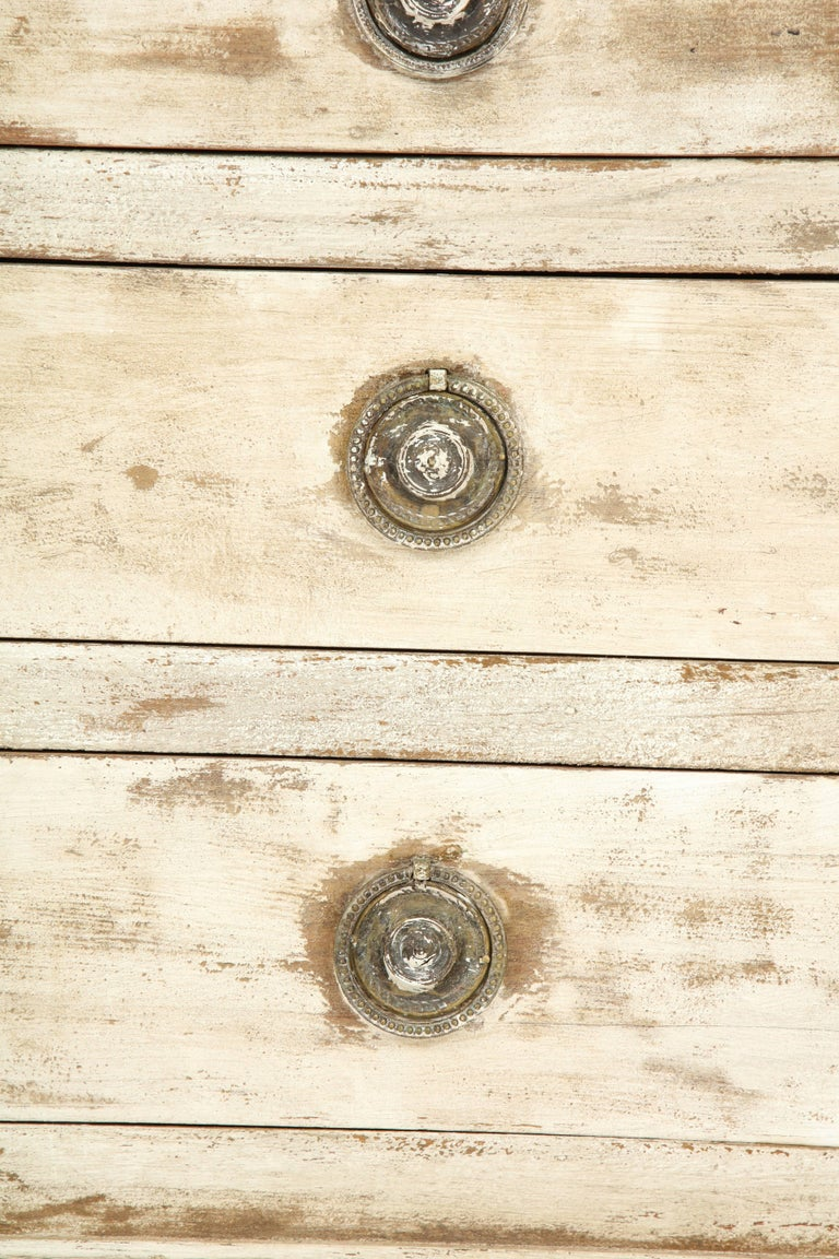 19th Century French Painted Chest For Sale 1