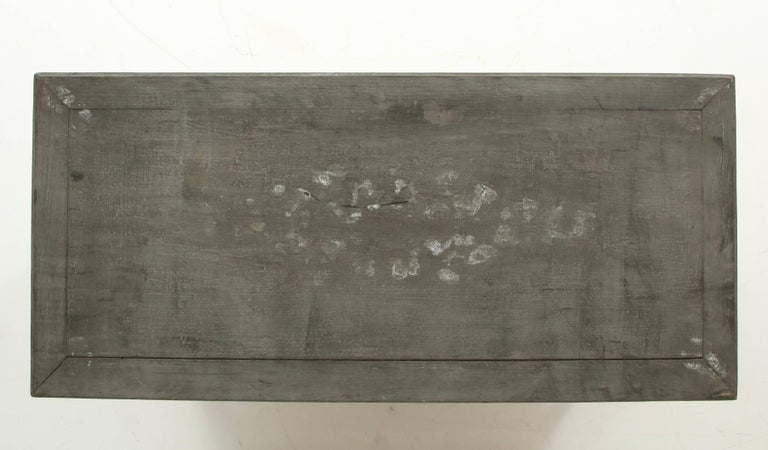 19th Century French Painted Chest For Sale 3