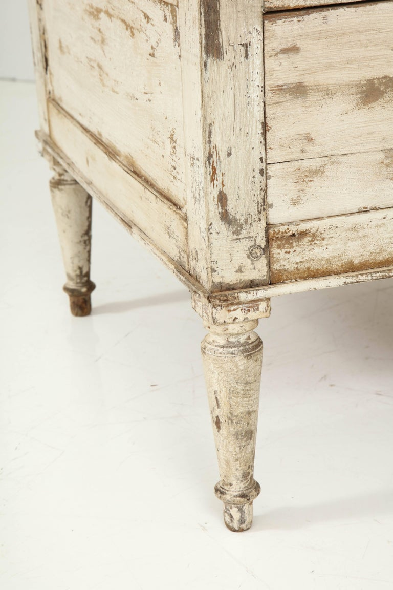 19th Century French Painted Chest For Sale 6
