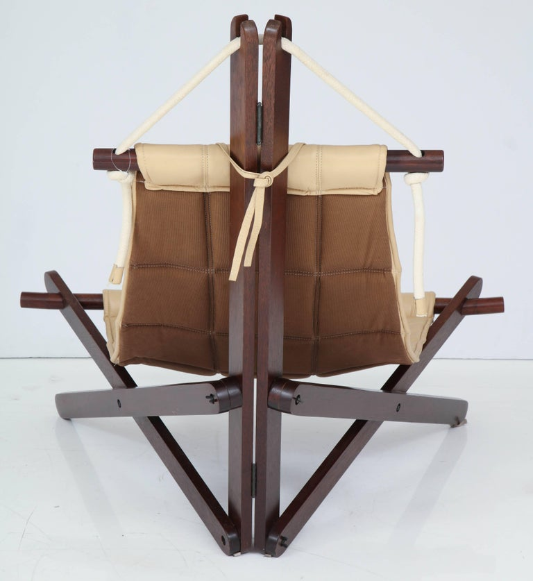 Sail Chair by Dominic Michaelis For Sale 1