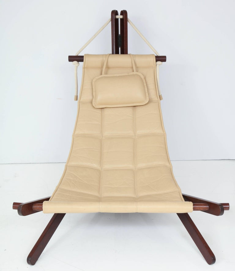 Sail Chair by Dominic Michaelis For Sale 3