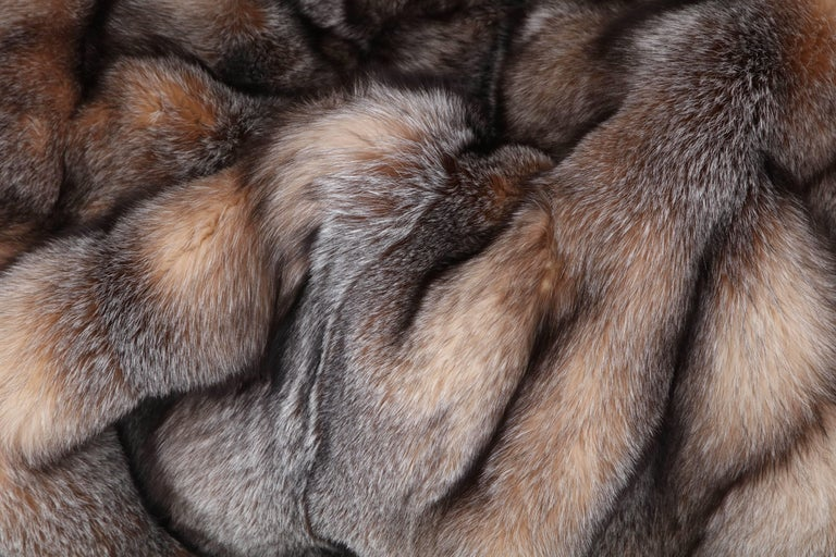 Other Fox Throw Offered by Area ID For Sale