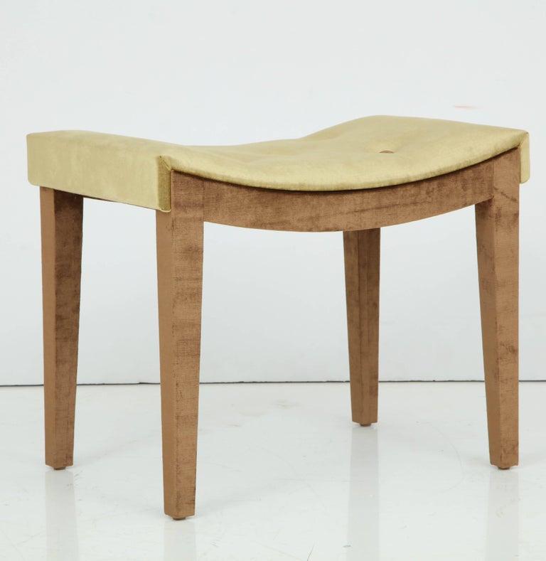 Velvet Bench For Sale 1