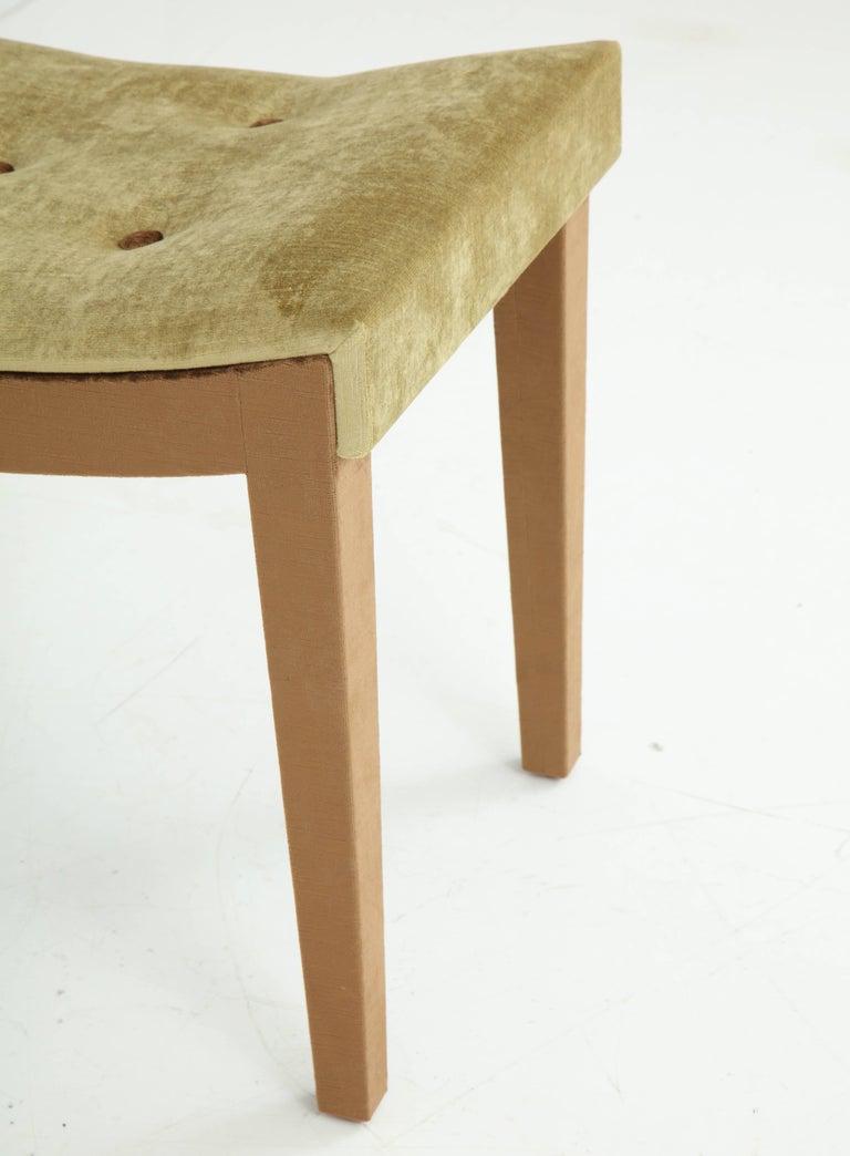 Velvet Bench For Sale 4