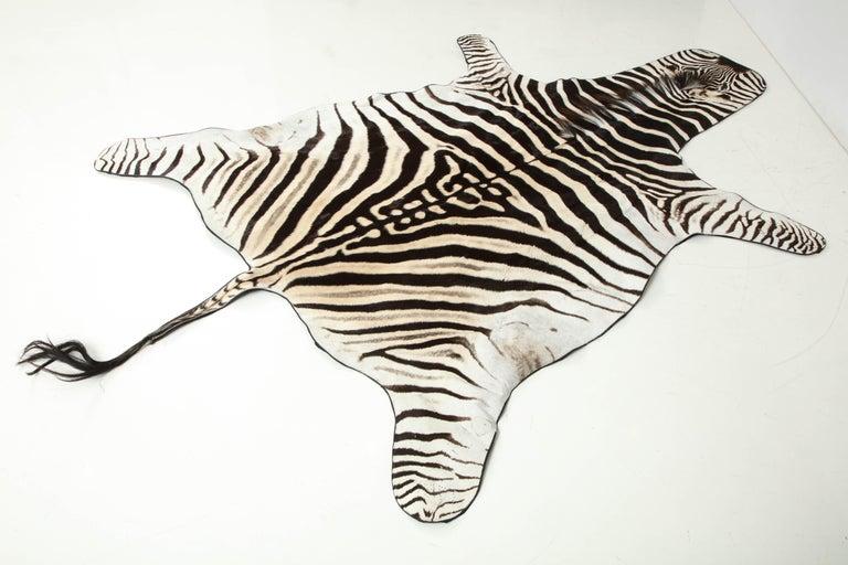 Zebra Rug For Sale 3