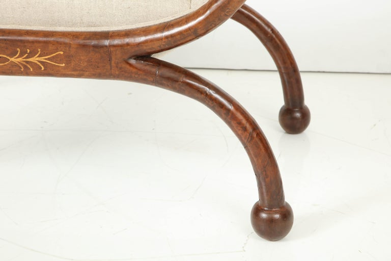 Pair of Biedermeier Benches For Sale 3