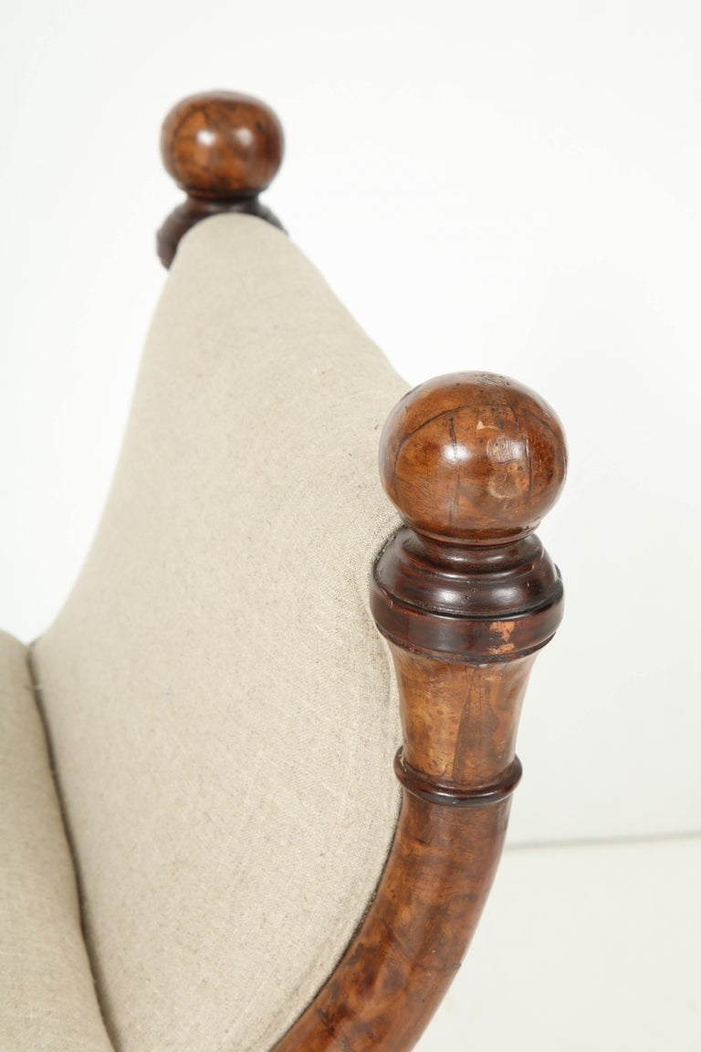 Pair of Biedermeier Benches For Sale 6