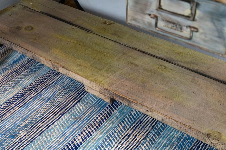 Vintage Industrial Work Desk For Sale 5