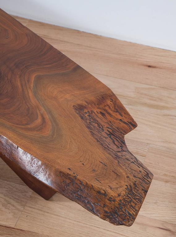 American George Nakashima Coffee Table For Sale