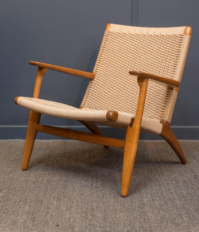 hans j wegner ch25 chair at 1stdibs. Black Bedroom Furniture Sets. Home Design Ideas