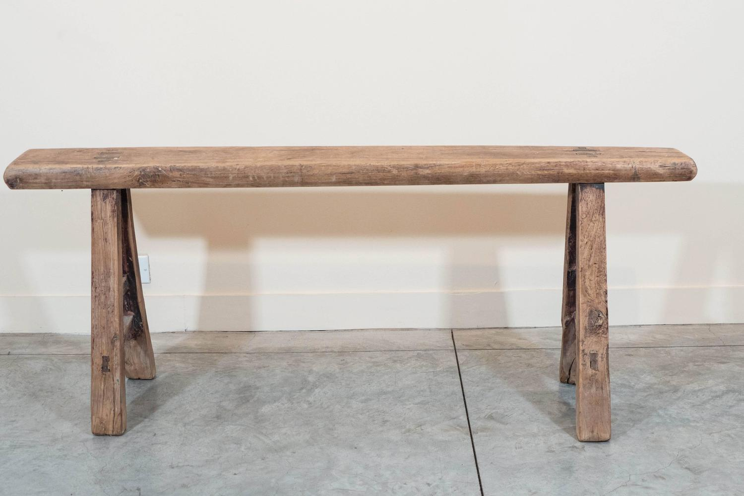 #80624B Narrow Country Bench At 1stdibs with 1500x1000 px of Brand New Small Narrow Bench 10001500 pic @ avoidforclosure.info