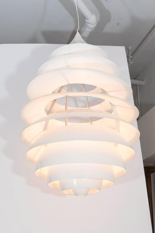 "Monumental Kurt Nørregaard ""LP Centrum"" Pendant Light for Louis Poulsen 2"