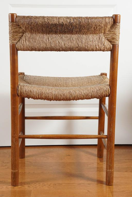French Woven Dining Chair 3