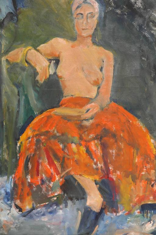 Painting by Eduardo Rouario, C 1968 3