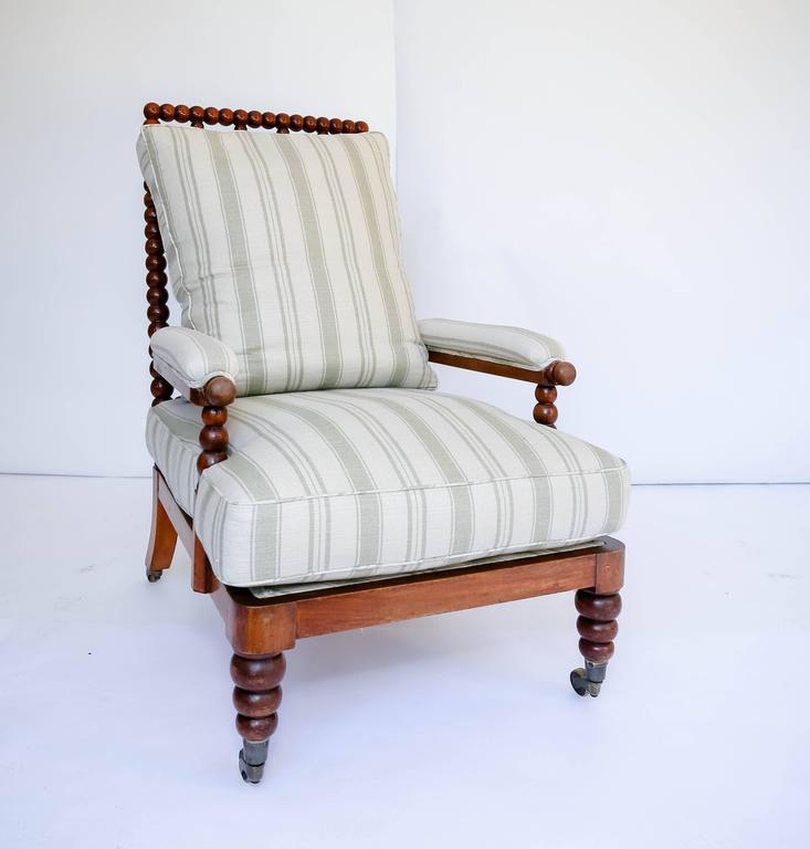 bobbin lounge chair for sale at 1stdibs
