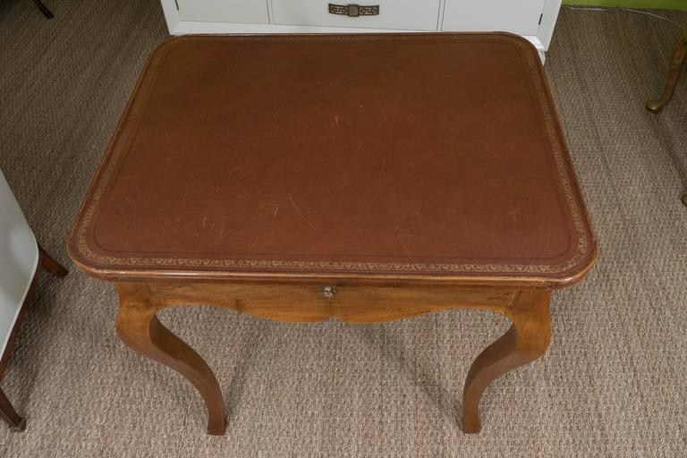 French Louis XV Style Writing Table For Sale 2