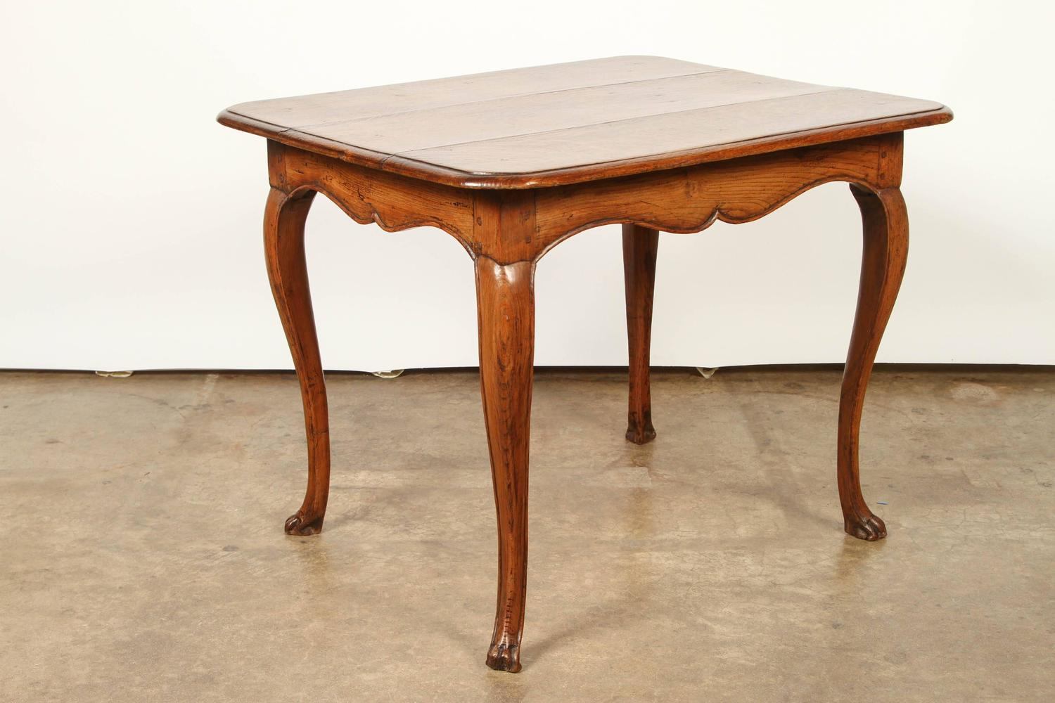 French Provincial Table For Sale at 1stdibs