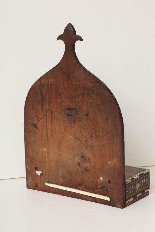 Mid-19th Century Anglo-Indian Turban Stand 10