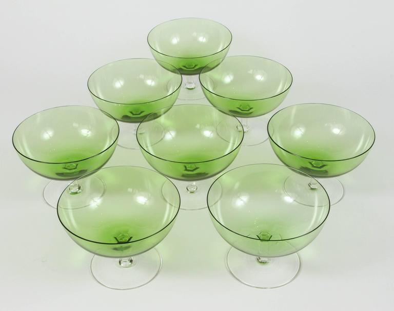 Vintage Crystal Bowls 119
