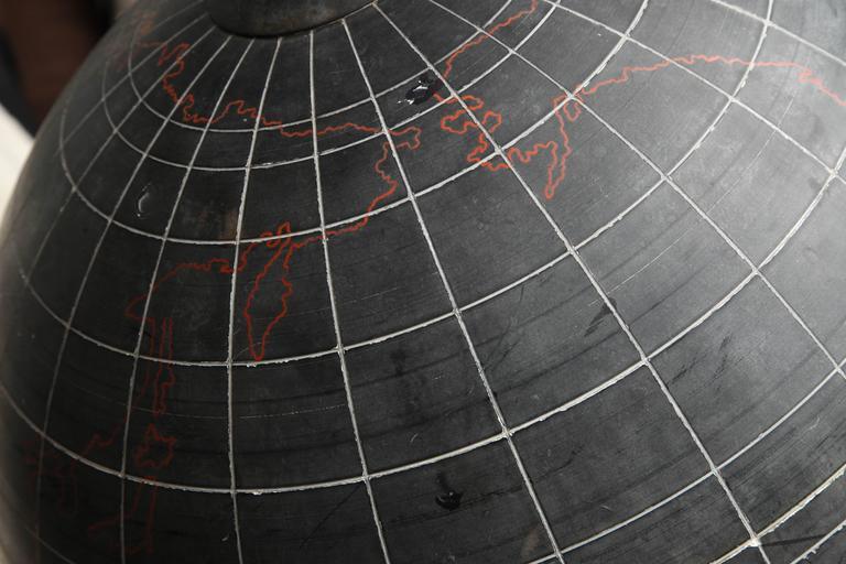 Floorstanding Globe 5
