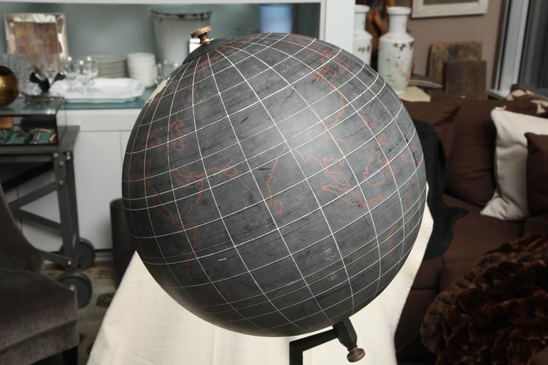 Floorstanding Globe 7
