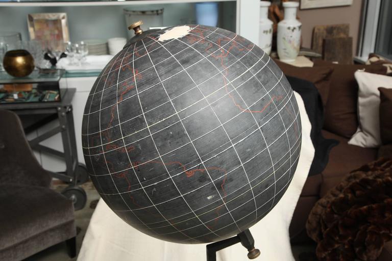 Floorstanding Globe 8