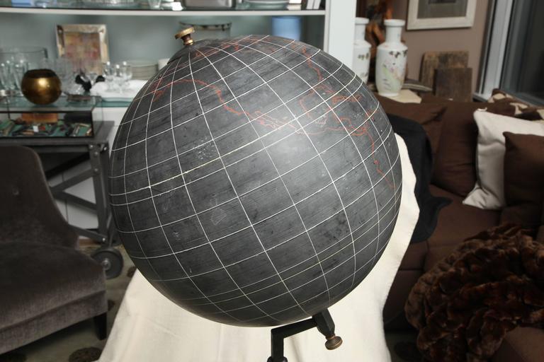 Floorstanding Globe 9
