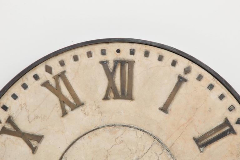 Marble Clock Face  2