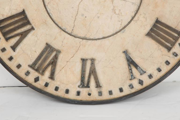 Marble Clock Face  3