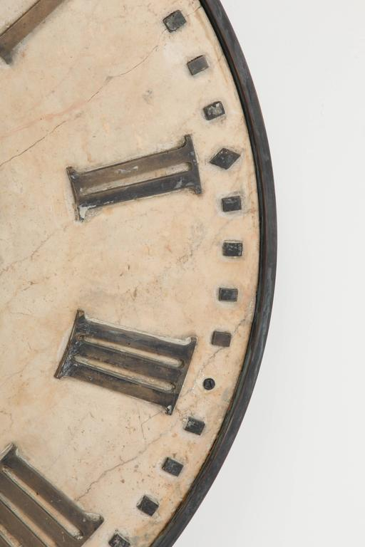 Marble Clock Face  7