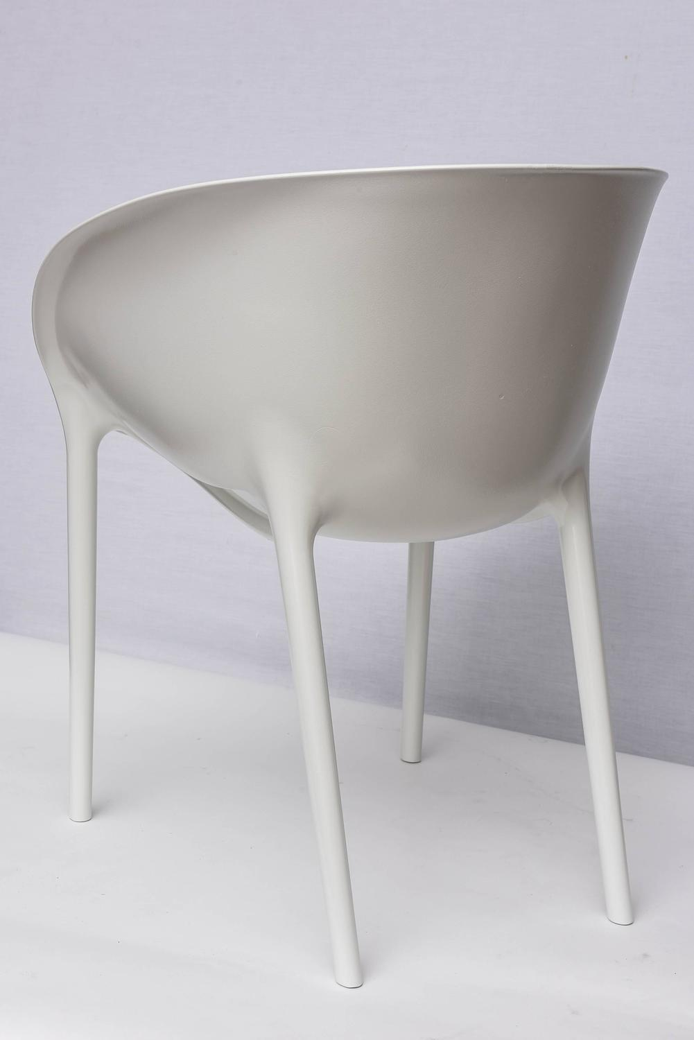 Soft Egg Chair By Philippe Starck Italy 20th Century At