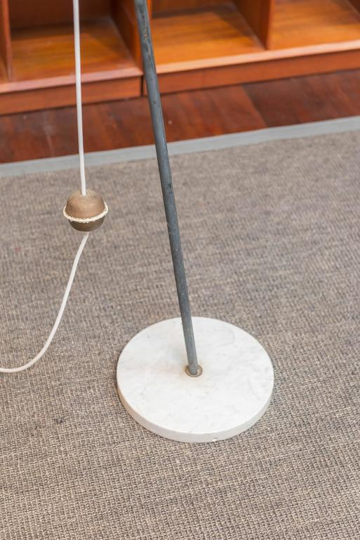 Mid-Century Modern Italian Floor Lamp For Sale