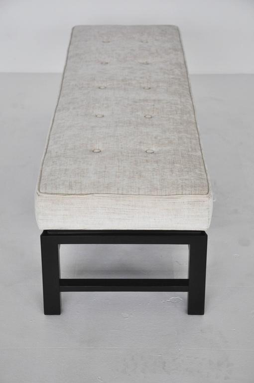 Dunbar Bench by Edward Wormley For Sale 1