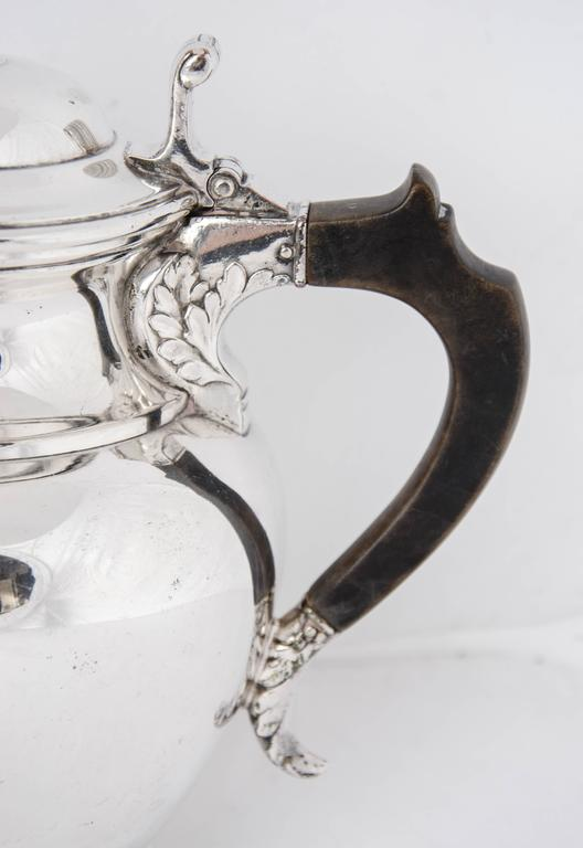 Silver plated beer jug, circa 1900. A fun novel way to serve beer, wine or your choice of beverage. Great as part of your barware and certainly a great talking point.  Please contact us for shipping prices.