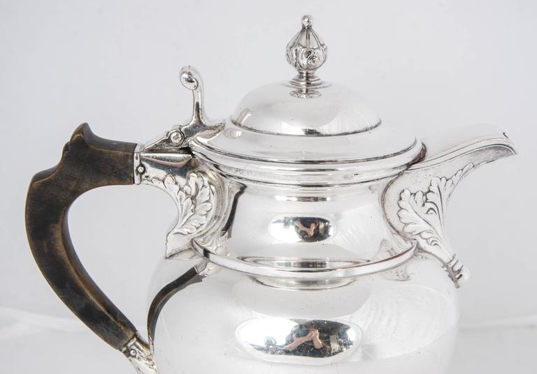 Silver Plate Beer Jug In Good Condition For Sale In London, GB