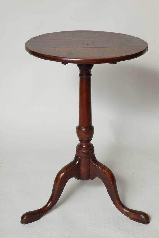 18th century english oak wine table for sale at 1stdibs for Th 37px60b table top stand
