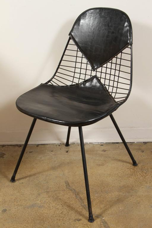 Vintage Herman Miller Chairs >> Eames Bikini Chairs For Sale at 1stdibs