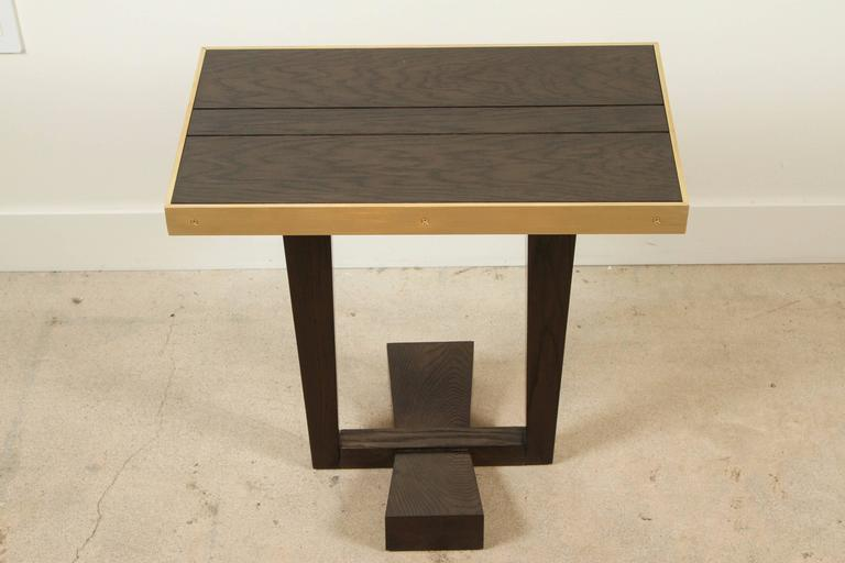 Mid-Century Modern Rialto Table by Lawson-Fenning For Sale