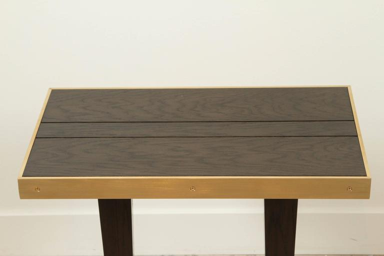 Rialto Table by Lawson-Fenning In Excellent Condition For Sale In Los Angeles, CA