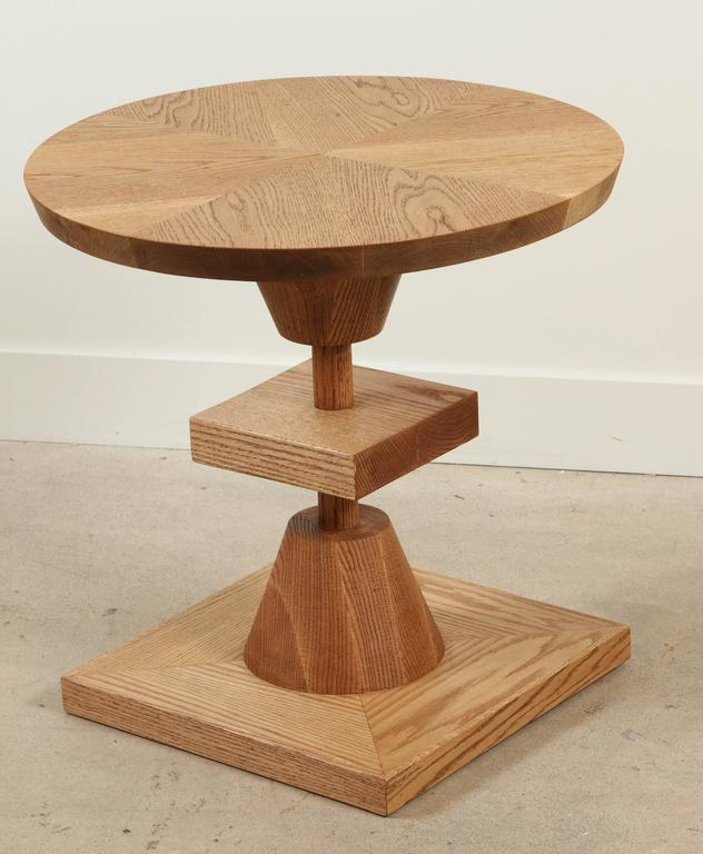 Contemporary Morro Table by Lawson-Fenning For Sale