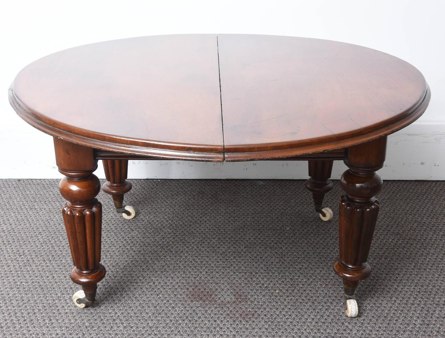 19th century victorian english large mahogany dining table for 12 person dining table for sale