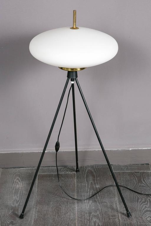 Fine Lamp by Arlus In Good Condition For Sale In Paris, FR