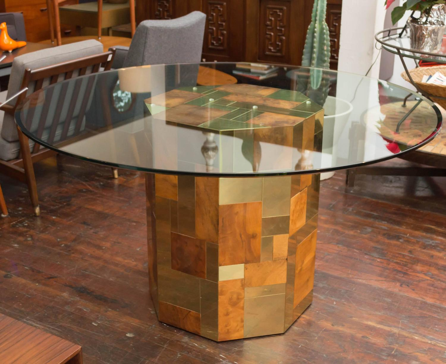 Paul Evans Dining Table at 1stdibs